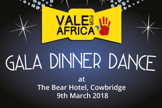 Dinner Dance Fundraiser in March 2018